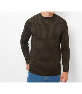 Sweter NL Saddle Rib S