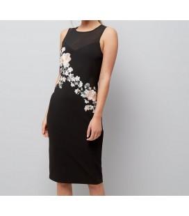 Sukienka NL Mesh Embroidered S 0910002/36