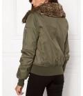 Kurtka damska Rut Circle Fur Collar M 1002007