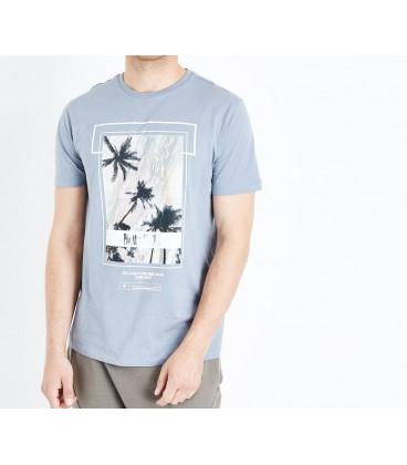 0909001/36 T-shirt NL Palm Front S