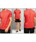 T-shirt męski NL Poppy Chevron M 0909004/38