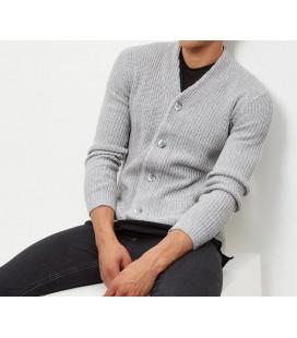 Sweter męski NL Button Cardigan M 0913002/38
