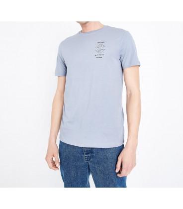 0914001/34 T-shirt NL Badge Print XS