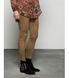 Spodnie damskie BER Ianna Brown XS
