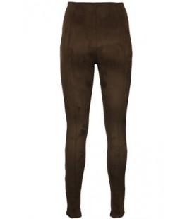Spodnie damskie BER Kitty Brown XS