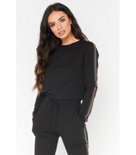 Bluza Misspap Victoria Side Stripe XL