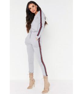 Bluza damska Misspap Victoria Side Stripe S