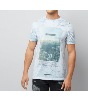 T-shirt męski NL Shinjuku XL 1009034/42