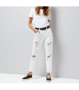 Spodnie damskie NL Ripped S 1013037/36