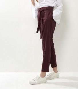 1013047/46 Spodnie NL Tie Waist