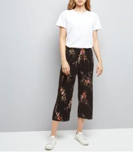 Spodnie damskie NL Plisse 1018045/46
