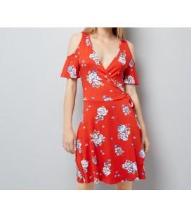 1019020/44 Sukienka NL Wrap XXL
