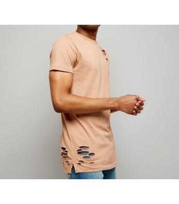 1019039/44 T-shirt NL Ripped XXL