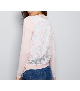 1102005/40 Sweter NL Lace L