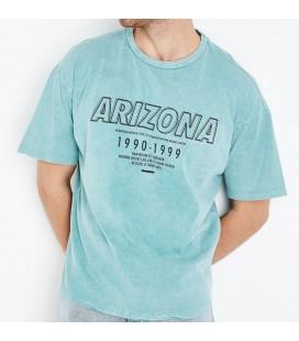 T-shirt męski NL Wash Print M 1104022/M