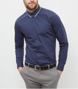 Koszula męska NL Dobby M 1105014/38