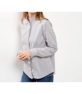 Koszula damska NL Stripe XXL 1106008/44