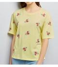 T-shirt damski NL Botanical XL 1109019/42