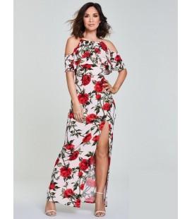 Sukienka MYLEENA KLASS Ruffle L 1319008/40