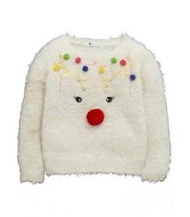 Sweter dziewczęcy BY VERY 1324027/12-18