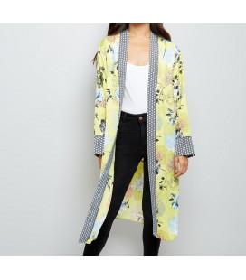 Bluzka damska NL Satin Kimono XXS 1019030/32