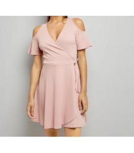 Sukienka NEW LOOK Wrap 1404027/44