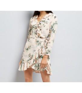 Sukienka NEW LOOK Ruffle XXL 1405015/44