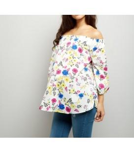 Bluzka ciążowa NEW LOOK Poplin XXS 1504028/32