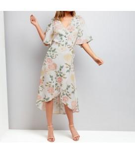 Sukienka NEW LOOK Joanne Wrap 1507020/46