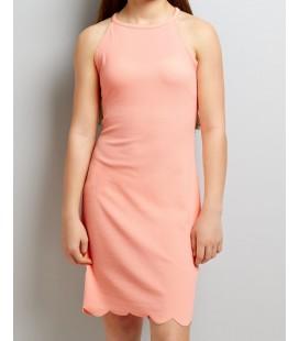 Sukienka dziewczęca NEW LOOK Scallop 1602010/14-15