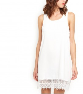 Sukienka NEW LOOK Crocht Lace XXL 1509014/44