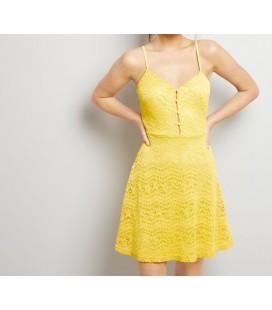 Sukienka NEW LOOK Lace Skater S 1603003/36