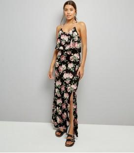 Sukienka NEW LOOK Floral Frill XL 1603004/42
