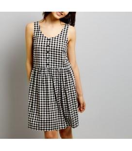 Sukienka NEW LOOK Front G'ham XL 1603012/42