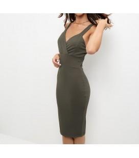 Sukienka NEW LOOK Wrap Bcon XL 1603015/42