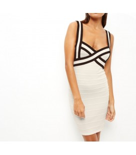 Sukienka NEW LOOK Mono Bandage XS 1603027/34