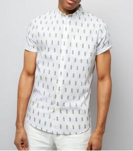 Koszula męska NEW LOOK Matchstick XS 1604006/34