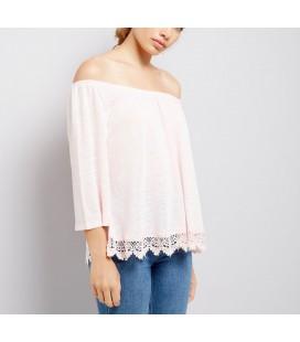 Sweter NEW LOOK Trim Bardot S 1605008/36