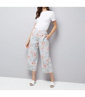 Spodnie damskie NEW LOOK Leo Print Crop 1608002/46