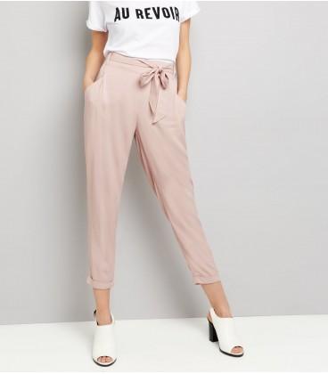 Spodnie damskie NEW LOOK Jasmine Tie XL 1608050/42