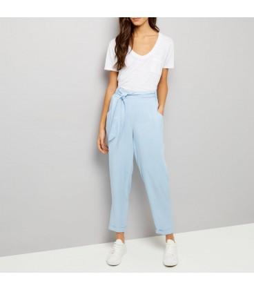 Spodnie damskie NEW LOOK Jasmine Tie M 1608053/38