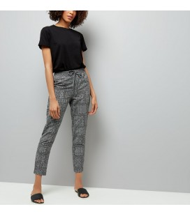 Spodnie damskie NEW LOOK Geo Taper XXL 1609014/44