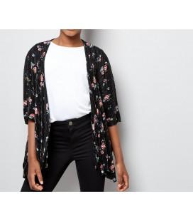 Bluzka damska NEW LOOK Plisse Floral S 1611017/36