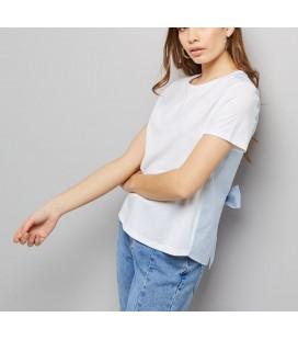 T-shirt damski NEW LOOK Pinstripe S 1613012/36