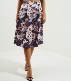 Spódnica damska NEW LOOK Violet XS 1616009/34
