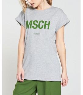 T-shirt damski MSCH Alva XS 1714006/34
