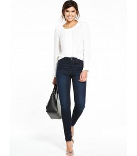 Spodnie damskie BY VERY Black Skinny 1715005/52