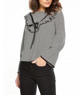 T-shirt damski BY VERY Stripe XL 1714018/42