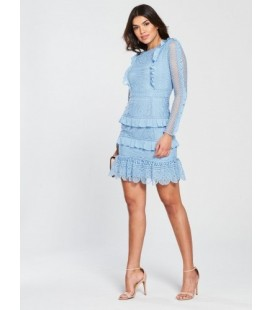 Sukienka damska BY VERY Frill Dress XL 1809002/42
