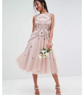 Sukienka damska exAS Wedding L 1901027/40